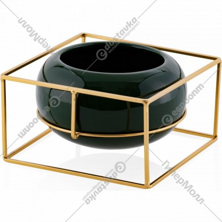 Цветочный горшок «Home&You» Wirepot, 55183-ZIE9-OSLO-H0010
