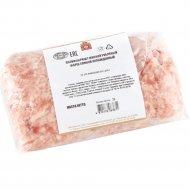 Полуфабрикат мясной «Фарш свиной» рубленый замороженный 500 г.