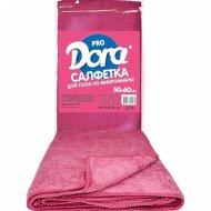Салфетка из микрофибры «Dora» для пола, 50х60 см.