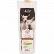 Шампунь-крем для волос «Lilea» козье молоко, 500 мл.