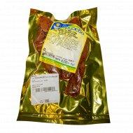 Филе сырокопченое из мяса птицы «Янтарное» охлажденное, 1 кг, фасовка 0.2-0.1 кг