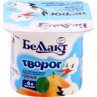 Творог «Беллакт» груша 5 %, 100 г.