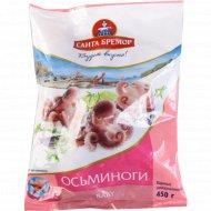 Мясо осьминога вареное «Санта Бремор» замороженное поштучно 450 г.