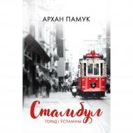 Книга «Стамбул. Горад і ўспаміны» Памук А.