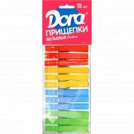 Прищепки бельевые «Dora» 12 шт.