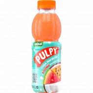 Напиток негазированный «Pulpy» сокосодержащий, гуава, маракуйя, 450мл