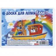 Доска для лепки «Fancy» FMBA5E, А5.