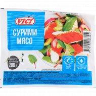 Мясо сурими «Vici» замороженное, 200 г.