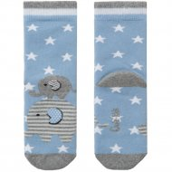Носки детские «Sof-Tiki» голубые, размер 12.