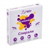 Спирали от комаров «Help» 10 шт.