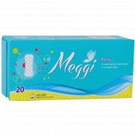 Женские гигиенические прокладки «Meggi» панти 20 шт.