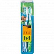Зубная щетка «Оral-B» 3 в 1 2 шт.