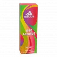 Туалетная вода для женщин «Adidas» Get Ready, 50 мл.