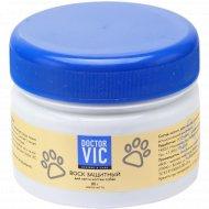 Воск защитный «Doctor Vic» для лап и когтей собак, 80 г.