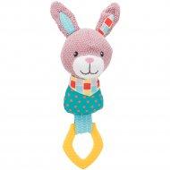 Игрушка «Trixie» для собак, заяц Junior, со звуком, 23 см.