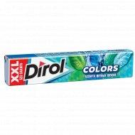 Жевательная резинка «Dirol» mint mix XXL, ассорти мятных вкусов, 19 г.
