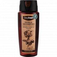 Шампунь «Deepfresh» для сухих волос, с оливковым маслом, 500 мл