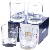 Набор стаканов «Luminarc» Лаунж клаб, 10N5288, 300 мл