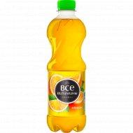 Напиток сокосодержащий «Все витамины» апельсин, 0.45 л.