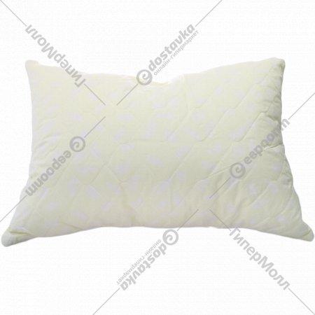 Подушка спальная стеганая, 48x68 см, ПЛС.С 1-48.