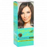 Крем-краска для волос «Fara Natural Color» тон 303, темный каштан.