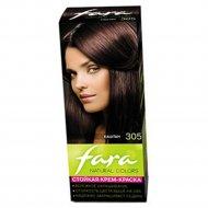 Крем-краска для волос «Fara Natural Color» тон 305, каштан.