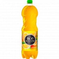 Напиток сокосодержащий «Все витамины» апельсин, 1.4 л.