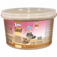 Песок для шиншилл «Lolo» 5.1 кг.