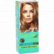 Крем-краска для волос «Fara Natural Color» тон 307, лесной орех.