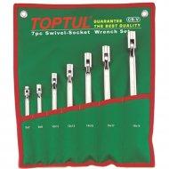 Набор шарнирных ключей «Toptul» GAAA0704, 6-19 мм.
