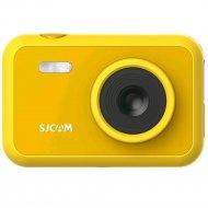 Экшн-камера «SJCAM» Funcam, желтая.