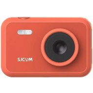 Экшн-камера «SJCAM» Funcam, оранжевая.