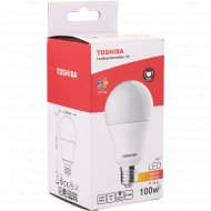 Лампа светодиодная (LED) «TOSHIBA» А67, 15W, E27, 2700K.