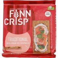 Хлебцы «Finn Crisp» Ржаные, 200 г.