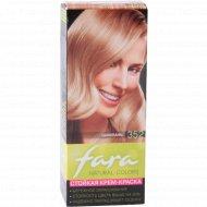 Крем-краска для волос «Fara Natural Color» тон 352, шампань.