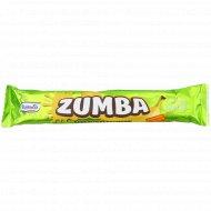 Вафельный батончик «Zumba» с посыпкой банан, 40 г.