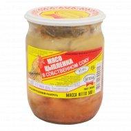 Консервы мясные «Бетпак» «Мясо цыплёнка» в собственном соку, 500 г.