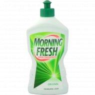 Средство для мытья посуды «Morning Fresh» суперконцентрат, 450 мл.