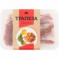 Грудинка свиная, охлажденная, 1 кг.