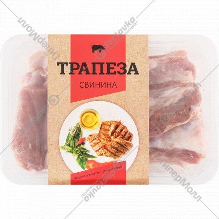 Грудинка «Юлайн» свиная, охлажденная, 1 кг