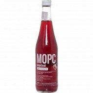 Морс «Домашние рецепты» вишневый, 0.5 л.