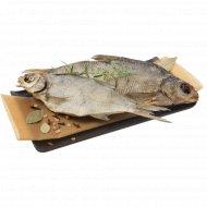 Рыба «Лещ» сушено-вяленый, 1 кг.