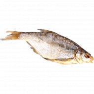 Рыба «Густера» сушено-вяленая, 1 кг., фасовка 0.25-0.35 кг