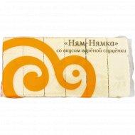 Вафли «Ням-Нямка» со вкусом вареной сгущенки, 200 г.