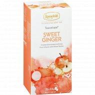 Напиток чайный «Ronnefeldt» сладкий имбирь,25 пакетиков.