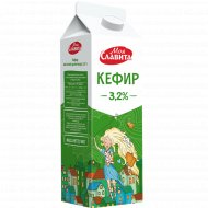 Кефир «Моя Славита» 3.2%, 900 мл.