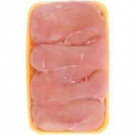Филе цыпленка-бройлера замороженное, 1 кг, фасовка 1-1.2 кг
