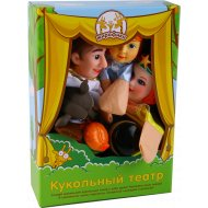 Кукольный театр «Аленький цветочек».
