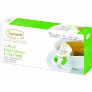Чай зеленый«Ronnefeldt» зеленый дракон, 15 пакетиков.