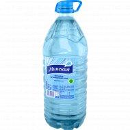 Вода питьевая «Минская» негазированная, 3 л.